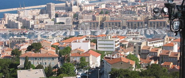 """Marseille-ports"". Licensed under Creative Commons Attribution-Share Alike 3.0"